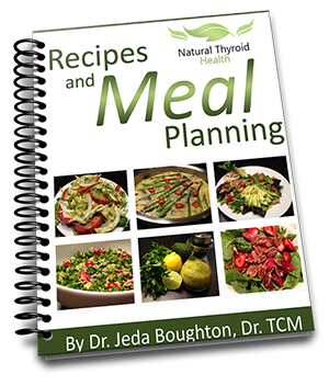Dr. Jeda's Recipe and Meal Planning Guide
