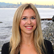 Licensed Naturopathic Physician in Vancouver BC, Dr. Kyla Buten.