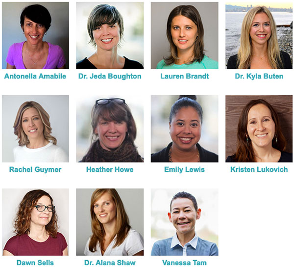 BodaHealth Team of Massage Therapists, Acupuncturists and Naturopathic Doctors in Vancouver, BC.