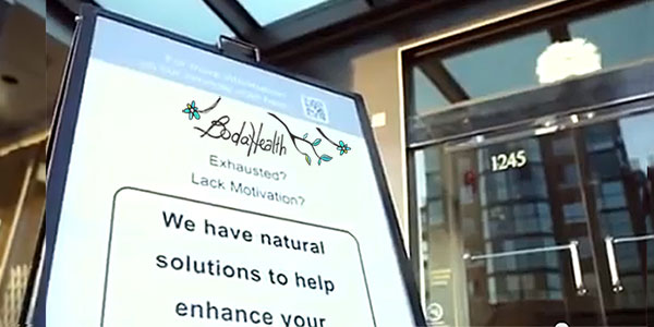 BodaHealth exterior picture. A wellness centre and acupuncture clinic helping people of all ages in Vancouver, British Columbia.