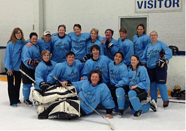 BodaHealth Hockey Team Vancouver, British Columbia