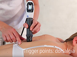 Extracorporeal Shockwave Therapy or ESWT for Dorsalgia in Vancouver, British Columbia