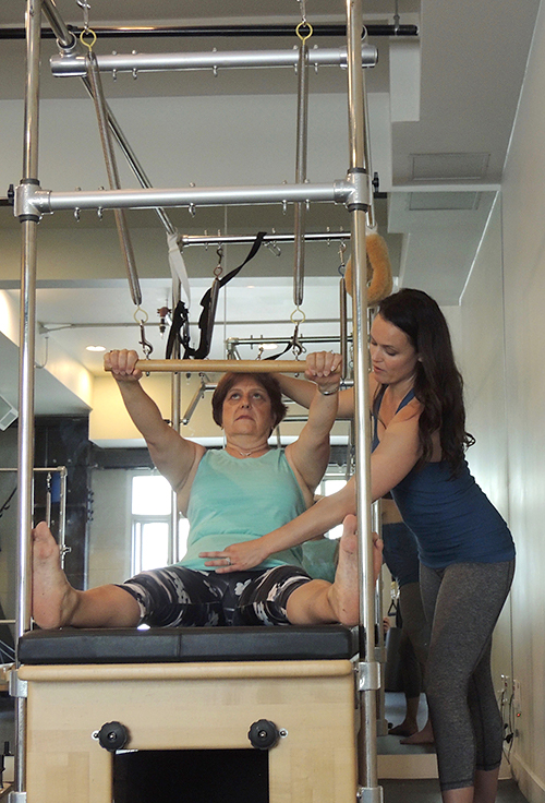 Clinical Pilates at BodaHealth in Vancouver, British Columbia