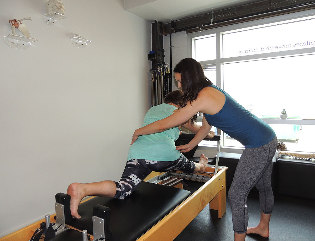 Clinical Pilates and Fascial Stretch with Tara Wilson