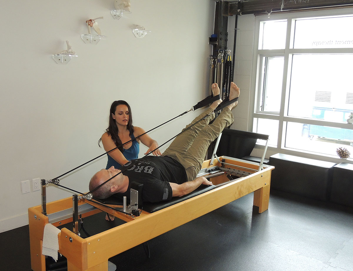 Clinical Pilates for Pain at BodaHealth in Vancouver