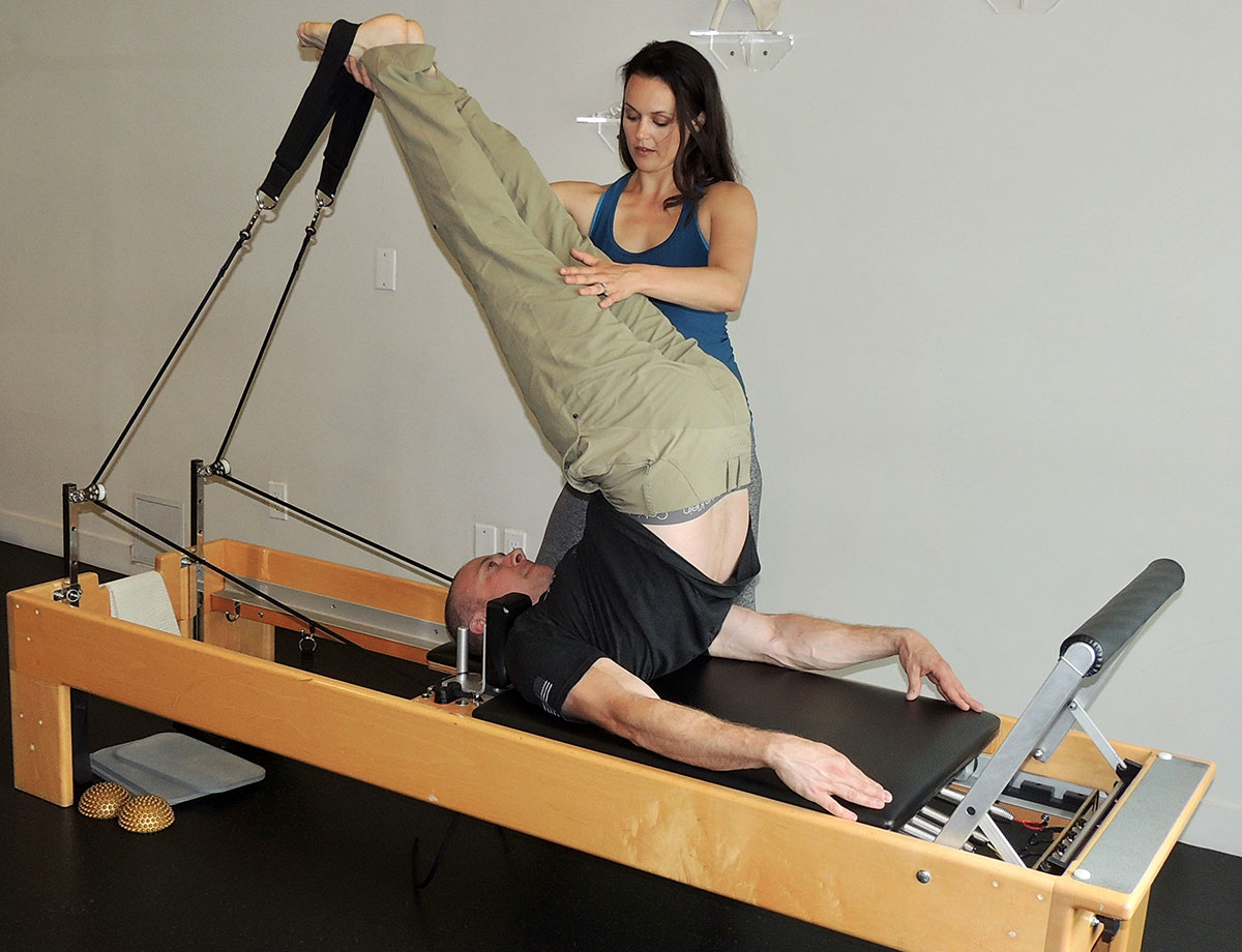 Pilates Training in Vancouver with Tara Wilson