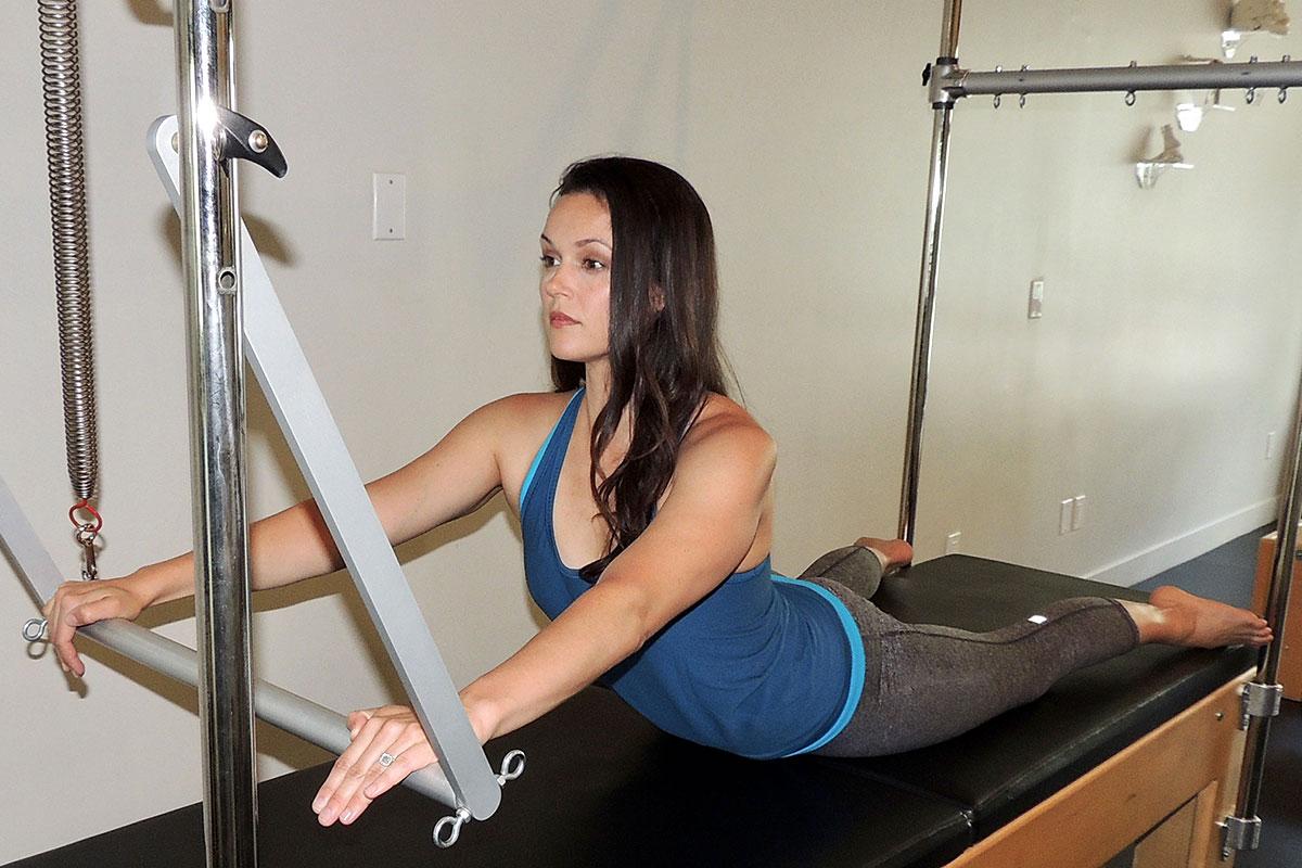 Vancouver Pilates Instructor Tara Wilson