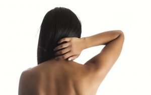 neck and upper back pain - cervical vertebrae treatment in Vancouver