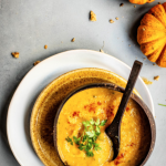healthy and hearty pumpkin soup recipe