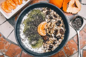 chia seeds and health benefits - plant-based source of protein