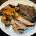 slow cooker chuck roast image recipe