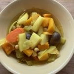 Couscous with root vegetables recipe bodahealth Vancouver